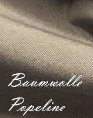 Baumwolle Popeline