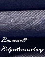 Baumwoll-Polyestermischung