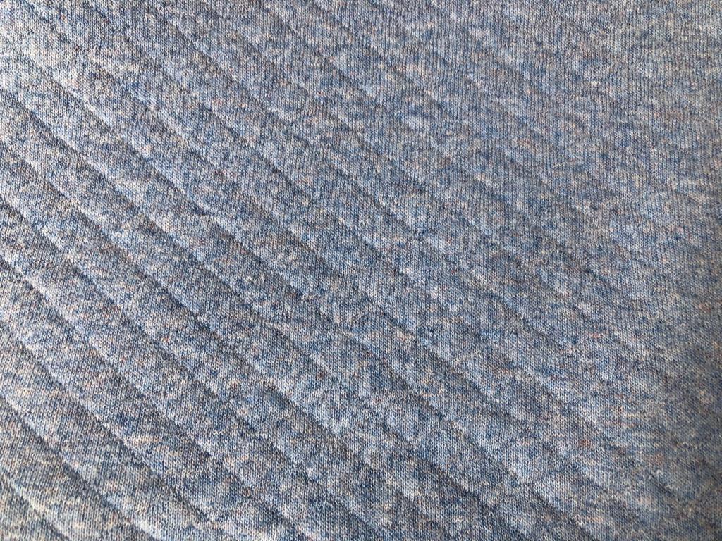 Stepp-Sweat Blau