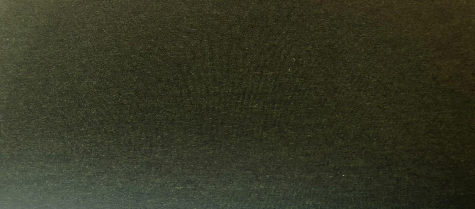 Jersey dunkelgrün schwarz meliert